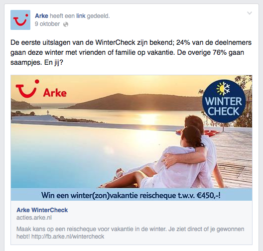 facebook-advertentie-compagne