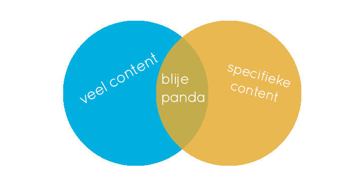 Google Panda content strategie