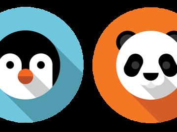 Panda's en pinguïns, wat betekenen deze Google updates voor uw website? [infographic]